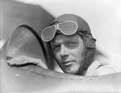 Charles Lindbergh's bio