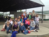 3rd Graders Learn A Lot On Ag Day