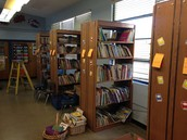 MJS Faculty Builds a Library