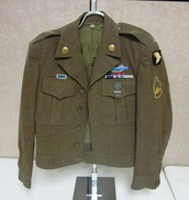 Army clothing in the Korean War