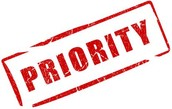 August 12 Program Committee Work Plans