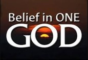 Could only believe in one God