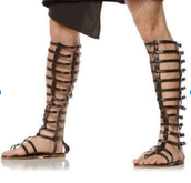 Spartan/ Greek Shoes