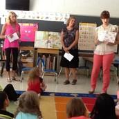 Reading Teachers in Action