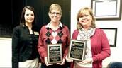 Susan Smith Receives Award