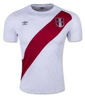 La camisa de fútbol de Péru!