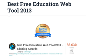 TECH TIP OF THE WEEK! - BEST FREE EDUCATION WEB TOOLS