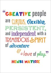 Attitudes of the Month: Creativity