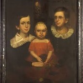 Ben Franklin's three children