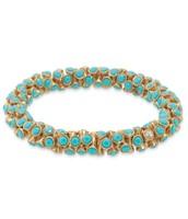 Vintage Twist - Turquoise (fits M/L wrist)