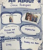 Mrs. Janie Rodriguez