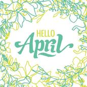 Spring Calendar