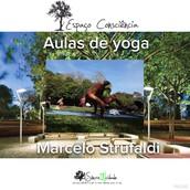 Marcelo A.M. Strufaldi - Professor de Yoga