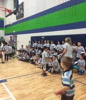 Basketball Performance at Eaton. Congrats Coach Brewer and Coach Nichols