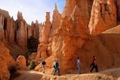 Pase la primera semana o el verano explorar algunos de los más hermosos y pintorescos alzas de Utah