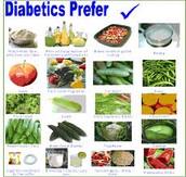 meal plan for a diabteic