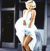 In her movie 7 Year Itch