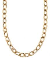 Christina Link Necklace, Gold