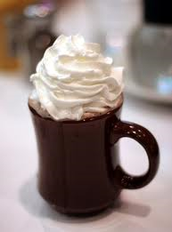 Get your warm and cozy Hot Chocolate here!!