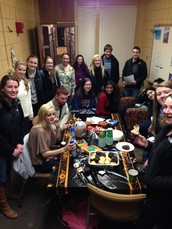 Honors Lounge: LRC 216