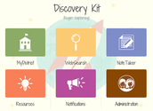 Discovery Kit Website