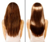 An Example of Keratin in action