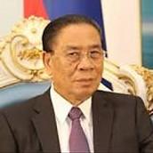 President of Laos!