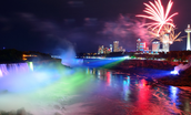 New Years Eve on the Niagara River