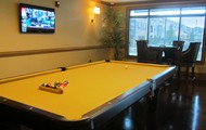 Billiards & wi-fi area