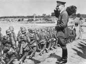 Hitler invades Poland.