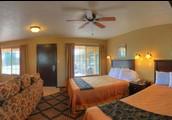Motel Room Williams CA
