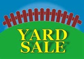 No Sale Yard Sale