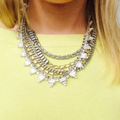 Sutton Necklace (can be worn 5 ways)