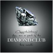 Diamond Club   $1,000+ PV
