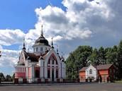 Католический храм св. Иоанна Златоуста