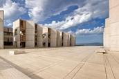 The Salk Institute - La Jolla, California
