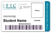 This is my liabrary card
