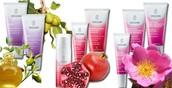 Productos ecológicos para el cuidado y la belleza corporal