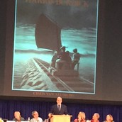 Author Session: Chris Van Allsburg