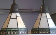 Light Fixture - Pair of Pendant Lights