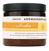 7. AWAKEN SEA SALT SCRUB - $36