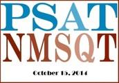 Preliminary SAT & National Merit Scholarship Qualifying Test