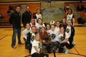 2014 Girls' Soccer Team Recognized