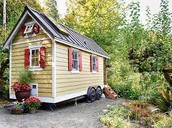 Last tiny house we sold