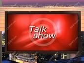 Talk show moe moe