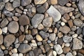 These are rocks