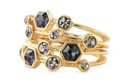 Stackable Gems Ring - Size 6 $28.00