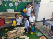 Building in Kindergarten