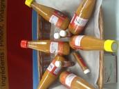 Mamma Mia hot sauce...$4.00 usd