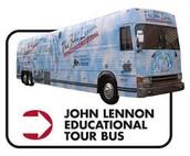 The John Lennon Educational Tour Bus is coming to Skaneateles!